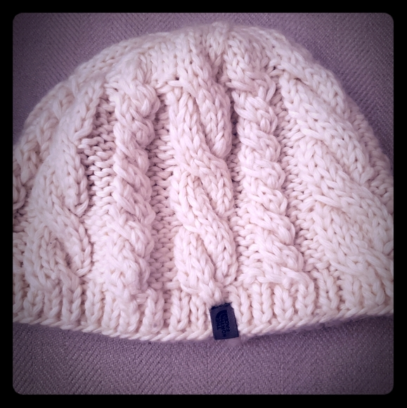 The North Face Accessories - The North Face cable knit winter hat